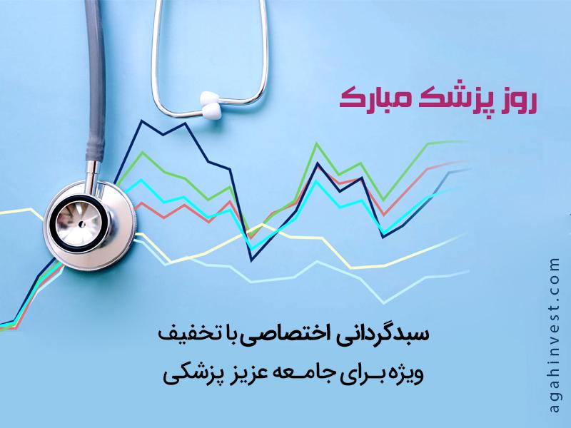 سبد گردانی اختصاصی با تخفیف ویژه برای جامعه پزشکی کشور