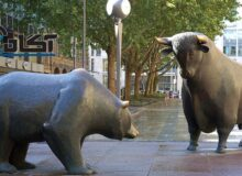 بازار خرسی و گاوی تقابل خوشبینها و بدبینها