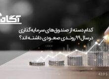 روند صعودی صندوقهای سرمایهگذاری در سال ۹۹